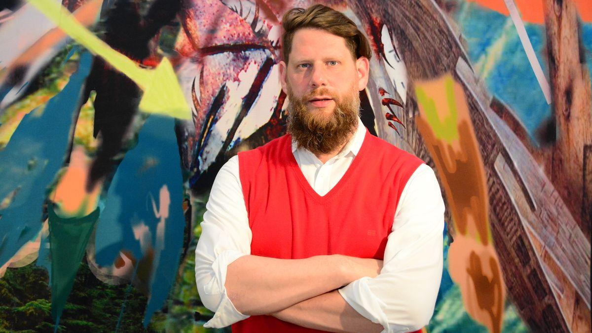 Ředitel Galerie moderních umění František Zachoval: Tutschovu sbírku jsme zachránili