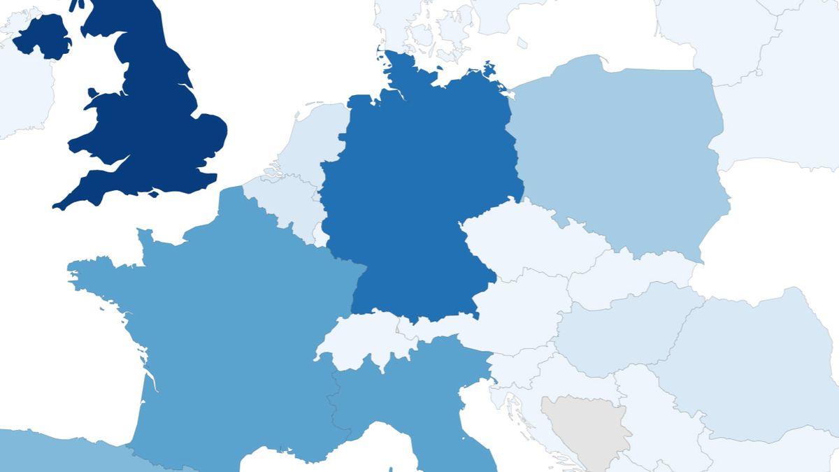 Jak je na tom Česko s očkováním? Data z EU jsou nelichotivá