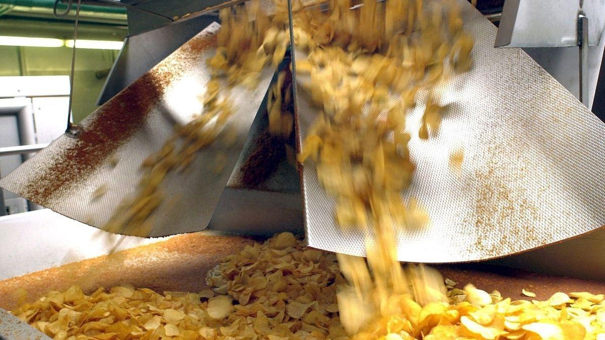 Výrobci Bohemia Chips loni stoupl zisk o 40 procent