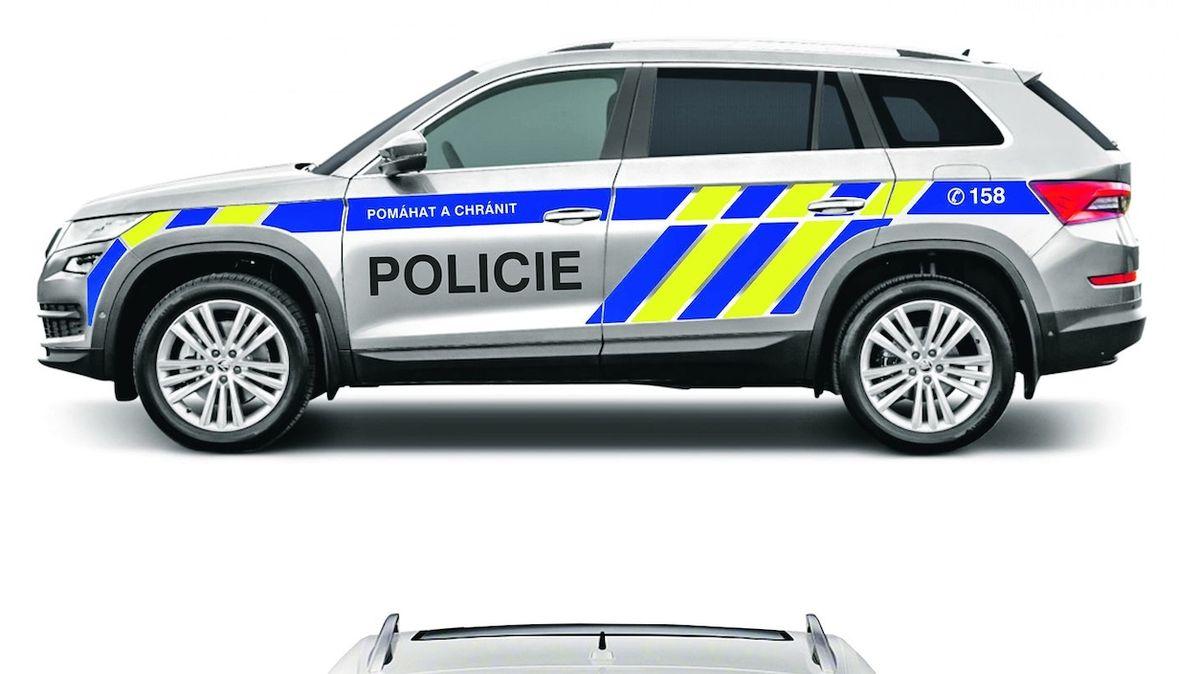 Policie nechá za miliony přestavět SUV
