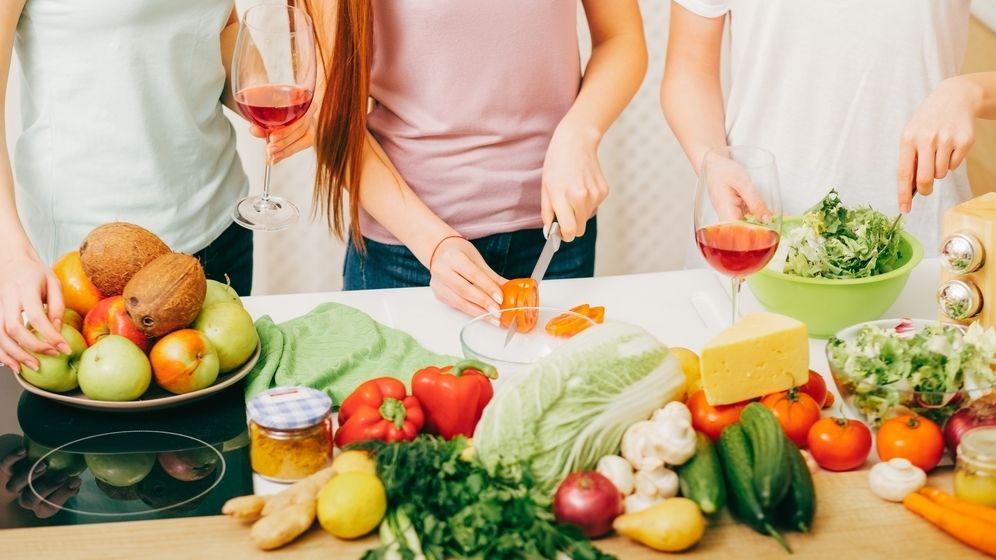 Pro vegetariány jsou alkohol a kouření zřejmě méně škodlivé než pro milovníky masa