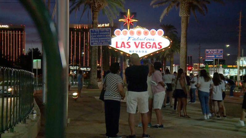 Vakcínová turistika vzkvétá. Třeba v Las Vegas