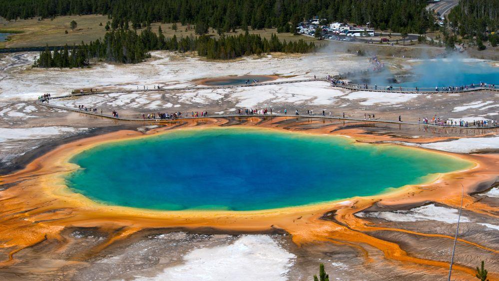 FOTO: Nejhezčí americké národní parky