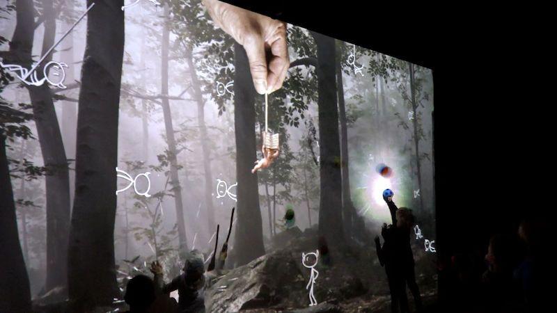 Světelné instalace, hry i klouzačka. V Plzni otevřela interaktivní výstava pro rodiny