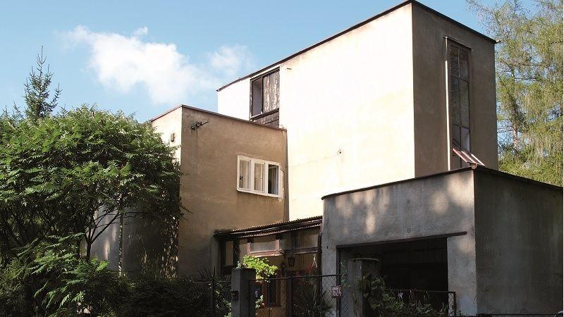 Vila architekta Chomutovského patří k prvotřídním funkcionalistickým stavbám
