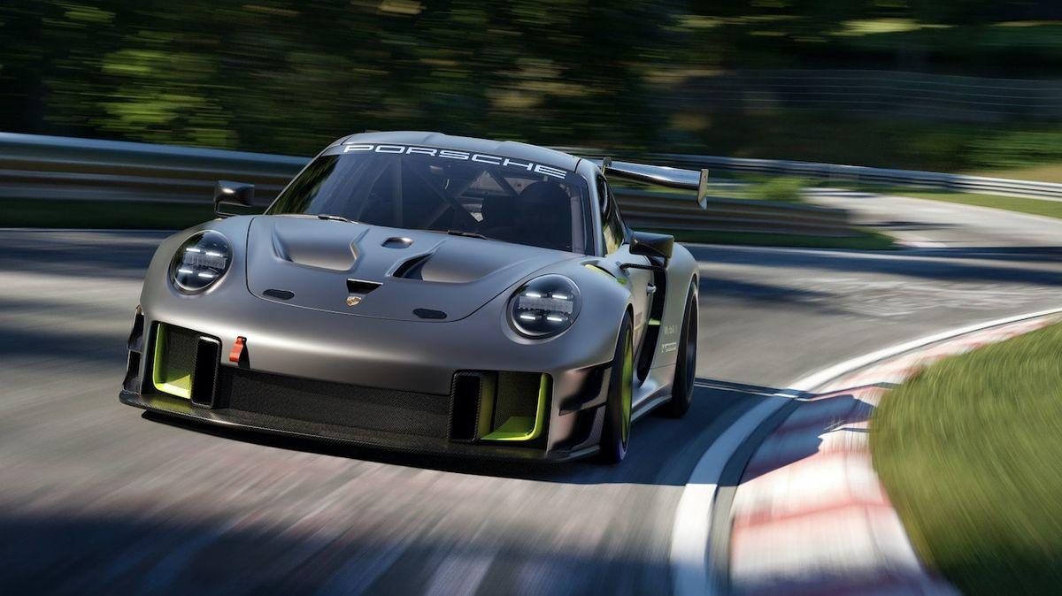 Porsche oslavuje 25 let závodního týmu Manthey speciálním modelem