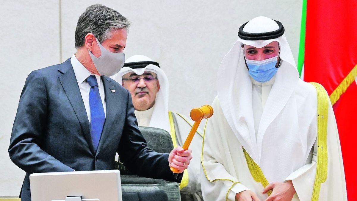 Blinken posvětil čínské angažmá v Kábulu