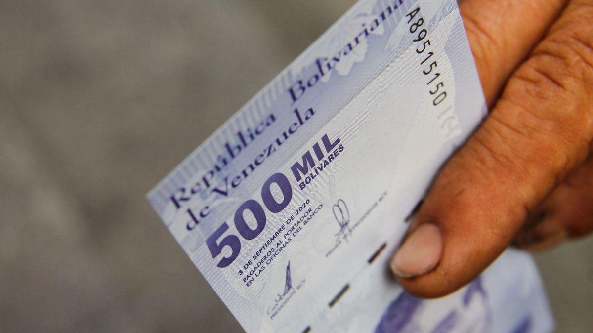 Venezuela znovu škrtá na bankovkách nuly. Z milionu je jeden bolívar