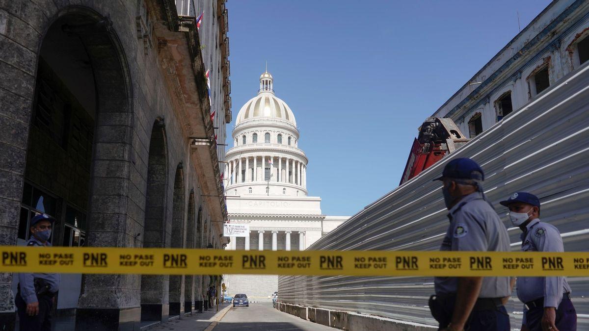 Protesty na Kubě mají první oběť