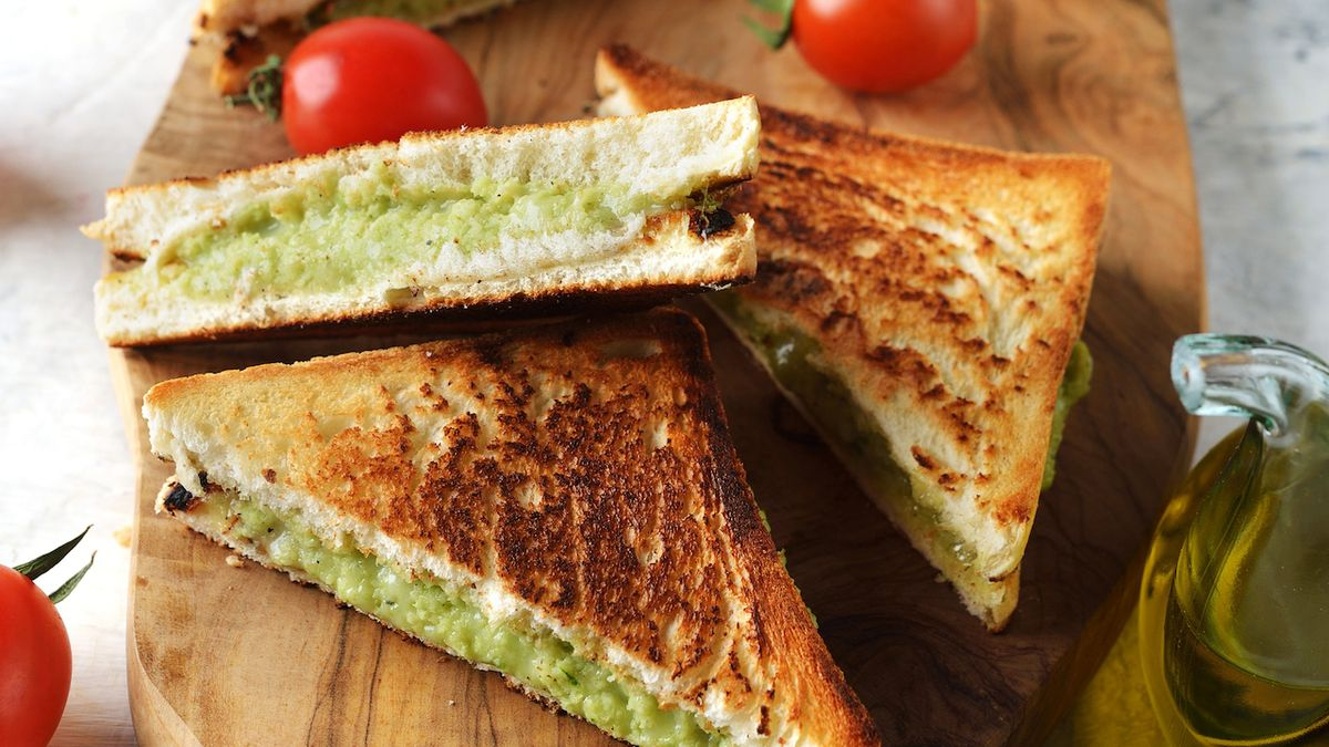 Recepty na oblíbené sendviče a chuťovky