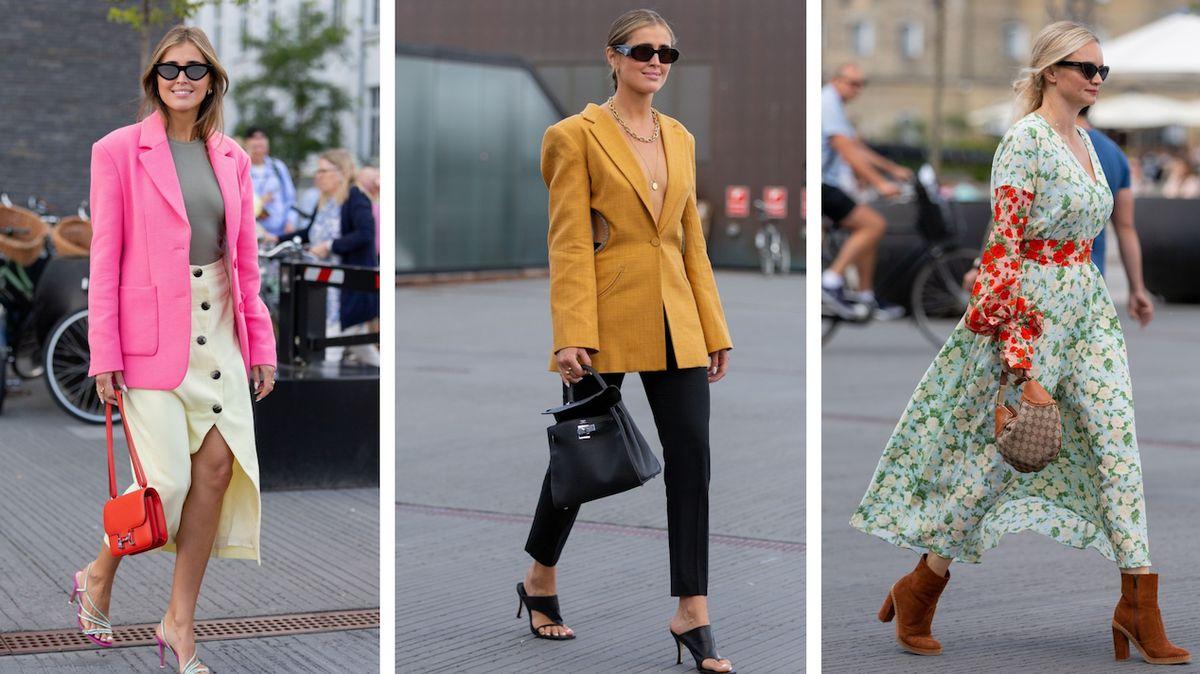Inspirujte se streetstylem z Kodaně a vneste do svého šatníku barvy