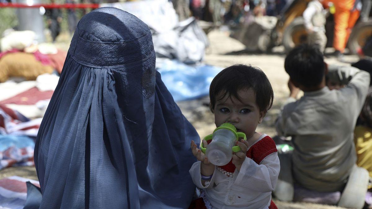 Evropa se musí připravit na masivní příliv uprchlíků z Afghánistánu