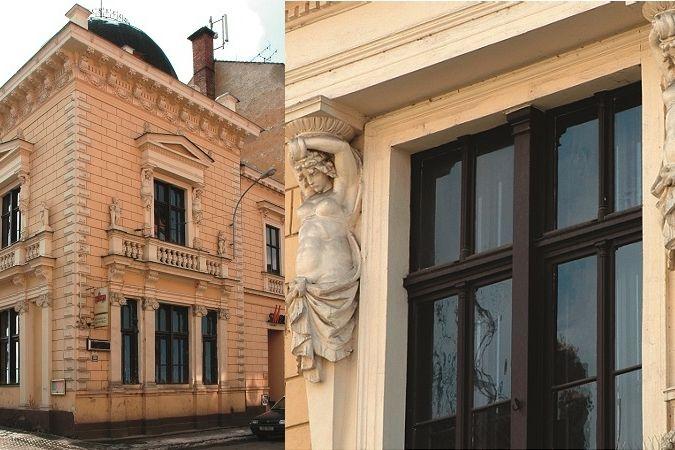 Stavba s adresou: Hybešova 21, čp. 259, Brno 1-Staré Brno.