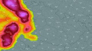 Znovu hrozí velmi silné bouřky, varovali meteorologové