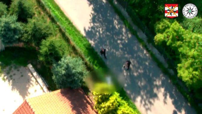 Muže zadrženého po divoké honičce podezírají vedle loupeže i z vraždy