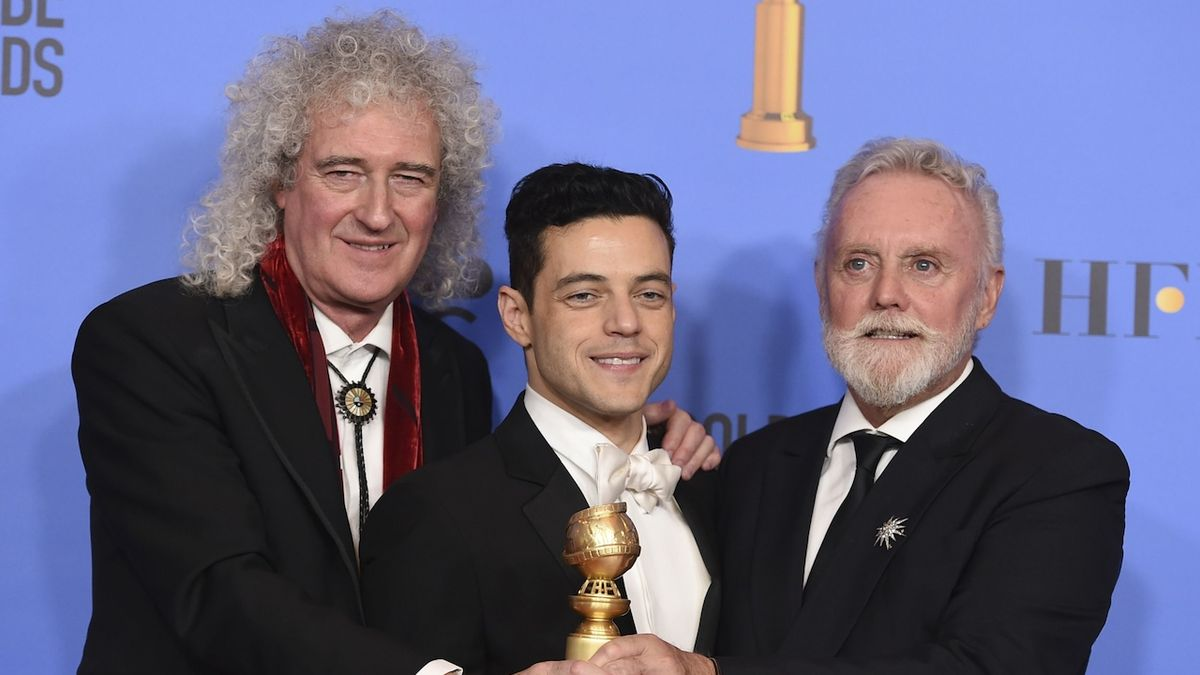 Brian May připustil, že bude další film o Queen