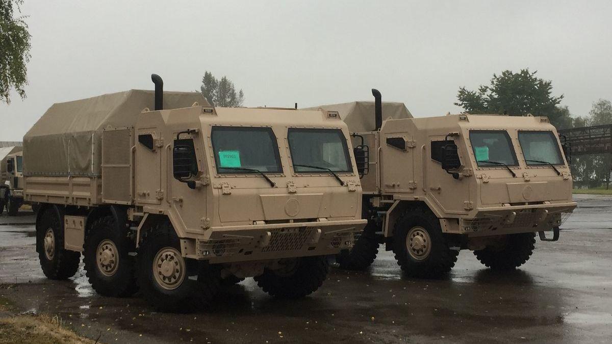 V Trenčíně se budou vyrábět armádní vozy Tatra Tactic