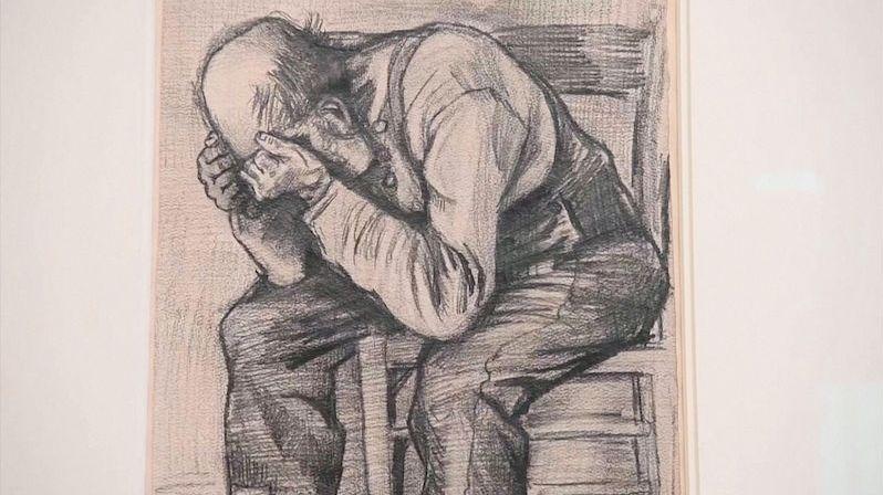 Nizozemci objevili neznámý obraz Vincenta van Gogha