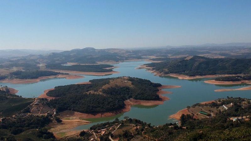 Brazílie přišla za posledních 30 let o 15 procent vodních ploch