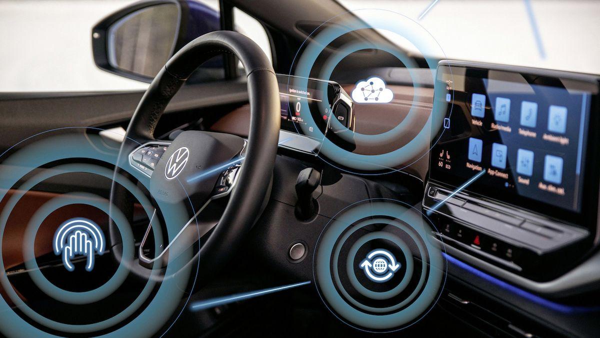 Se zpožděním, ale přece. Volkswagen zavádí bezdrátové aktualizace pro své elektromobily