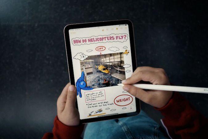 Představení nového iPadu mini