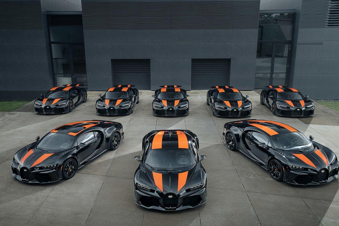 Bugatti Chiron Super Sport 300+