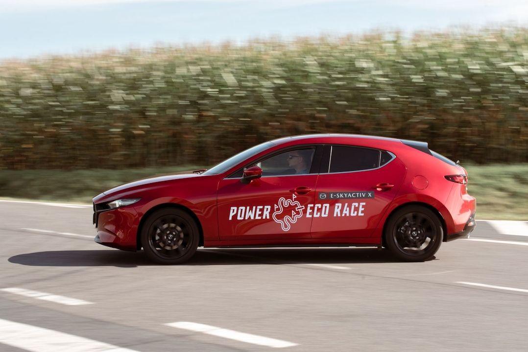 Mazda Eco Race