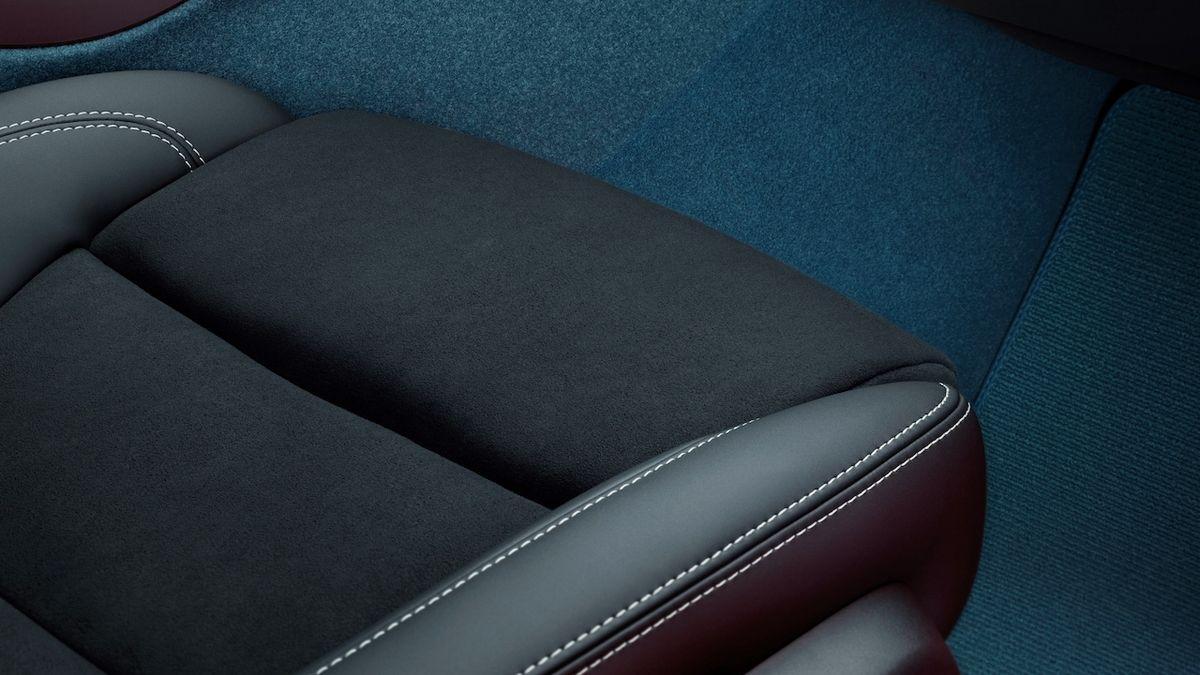 Volvo přestane používat kůži v interiérech
