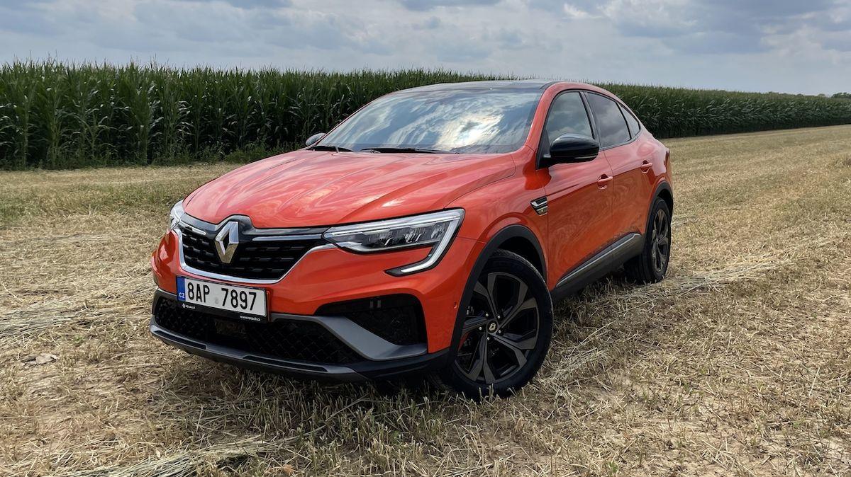 Test Renaultu Arkana: Nejen dostupná stylovka