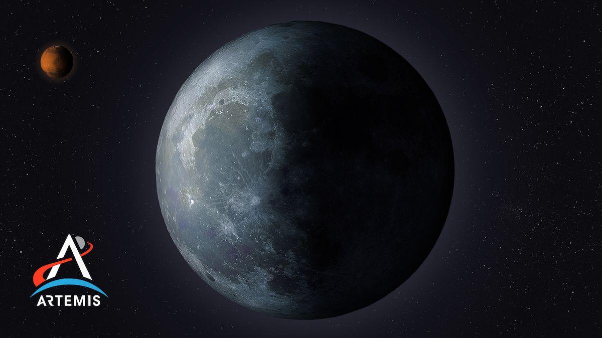 Austrálie vyrobí pro NASA vozítko, které bude na Měsíci pátrat po kyslíku