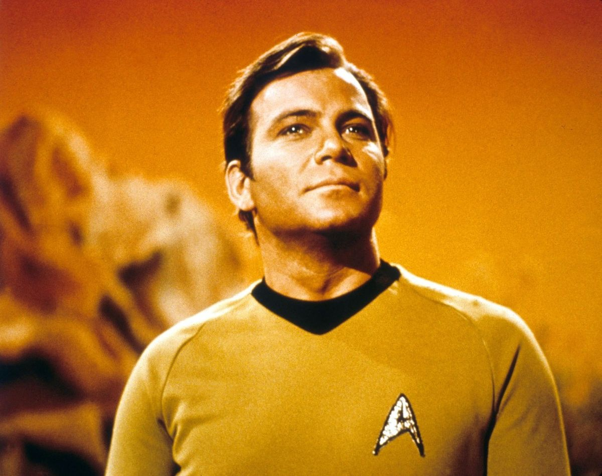 William Shatner v seriálu Star Trek
