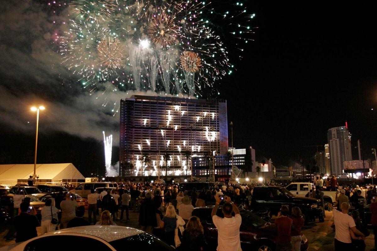 Kasino šlo k zemi v roce 2007 a byla to velká událost.