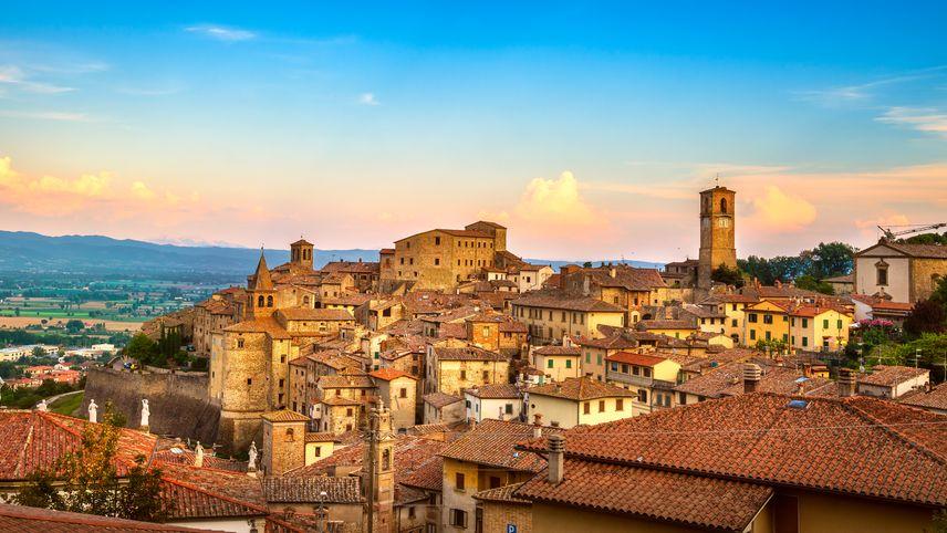 Obec v Itálii láká na domy za euro. V blízkosti je mnoho lyžařských středisek