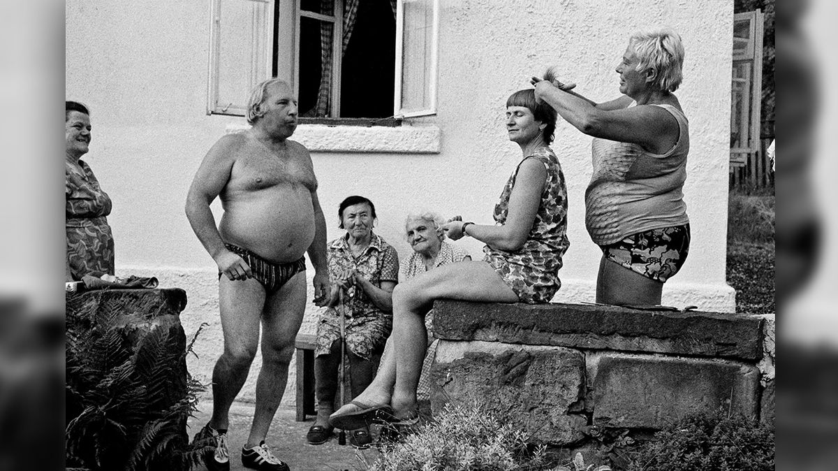Miloň Novotný jako nevšední fotograf všedního dne