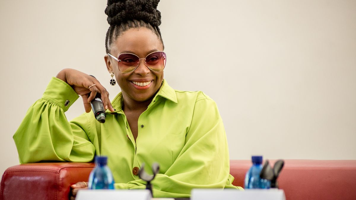 Chimamanda Ngozi Adichieová