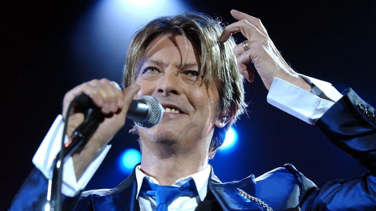 David Bowie zemřel v roce 2016.