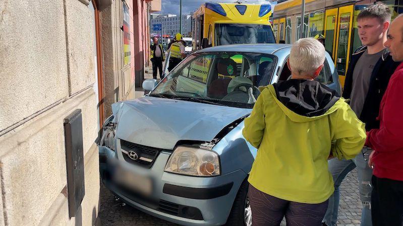 Nehoda v Plzni