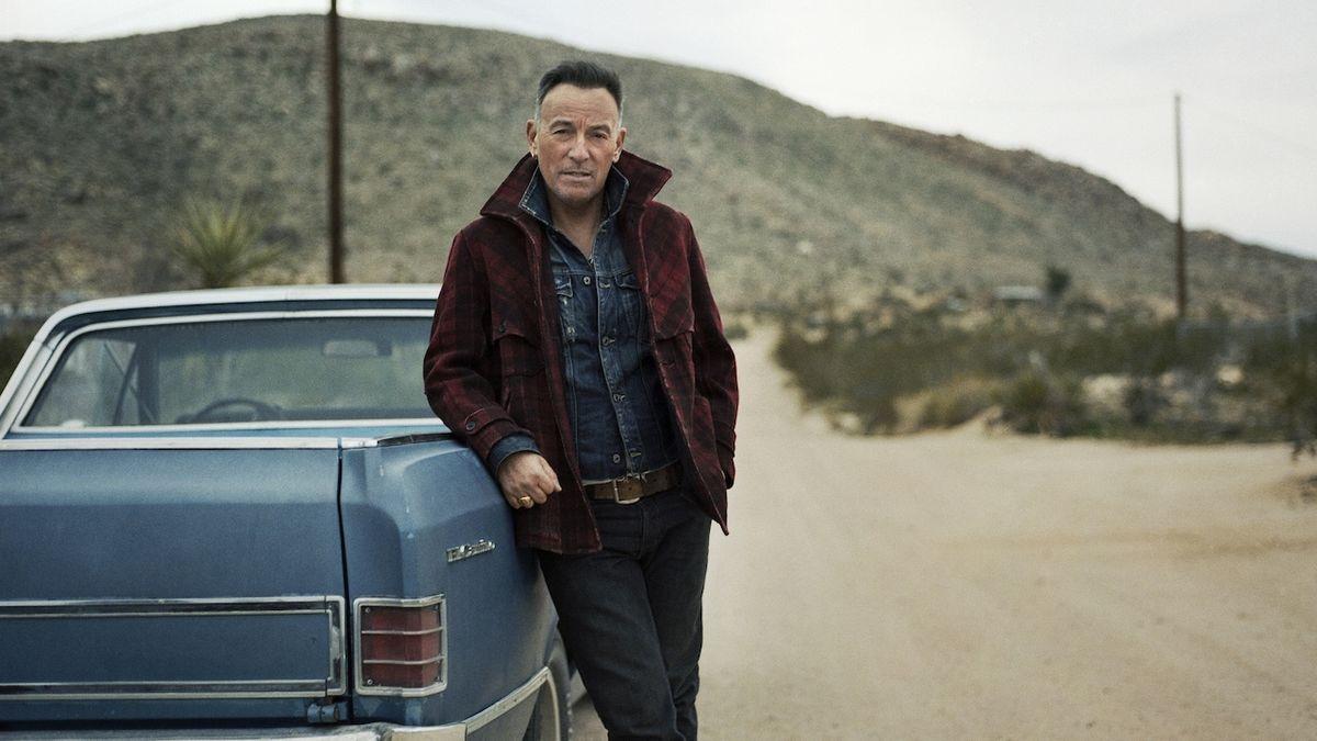 RECENZE: Ručně psaný dopis Bruce Springsteena
