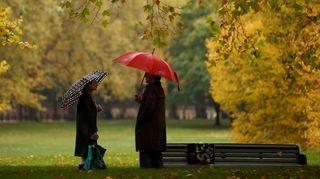 Do soboty bude pršet, pak se oteplí