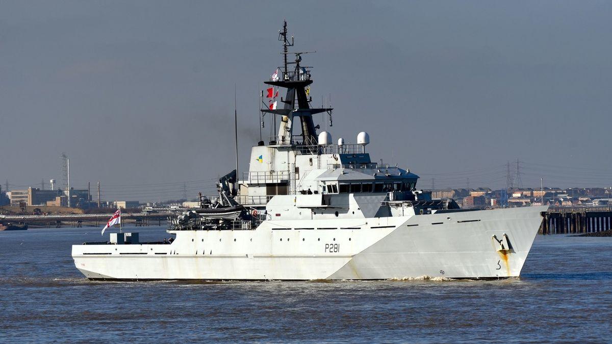 K ochraně lovišť nasadí Británie ozbrojené lodě