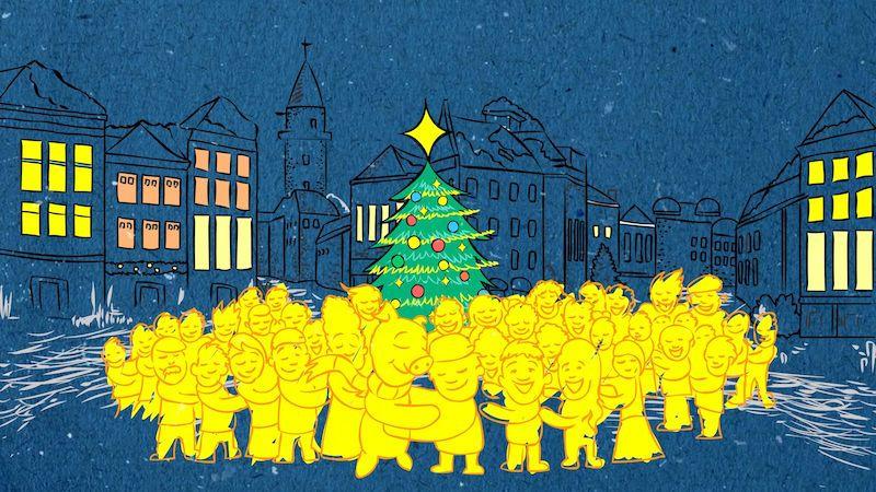 Budou letos Vánoce? Skupina Nebe přichází s vánoční písní
