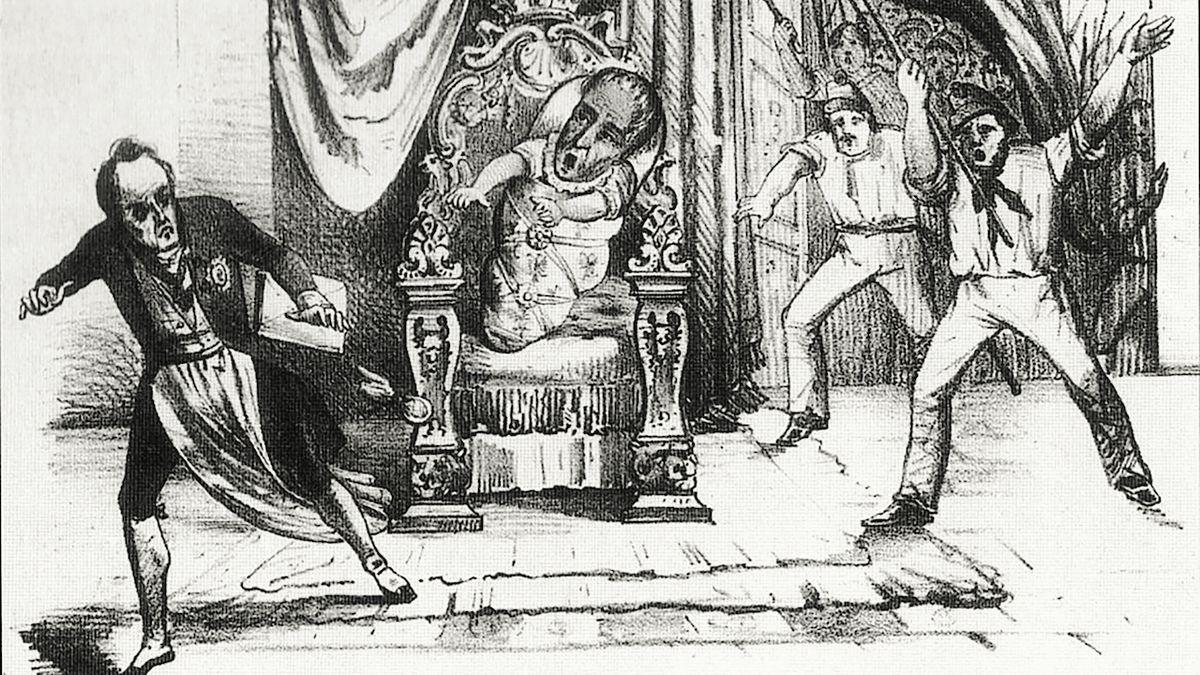 Císař Ferdinand I.: Přezdívali mu trdlo Ferdáček