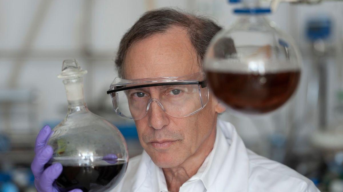 Spoluzakladatel Moderny, vědec Robert Langer