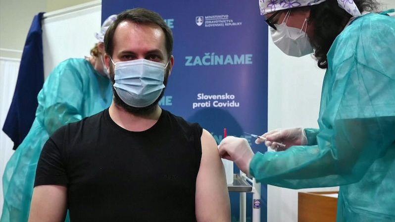 Očkování je nakloněná více než polovina Slováků