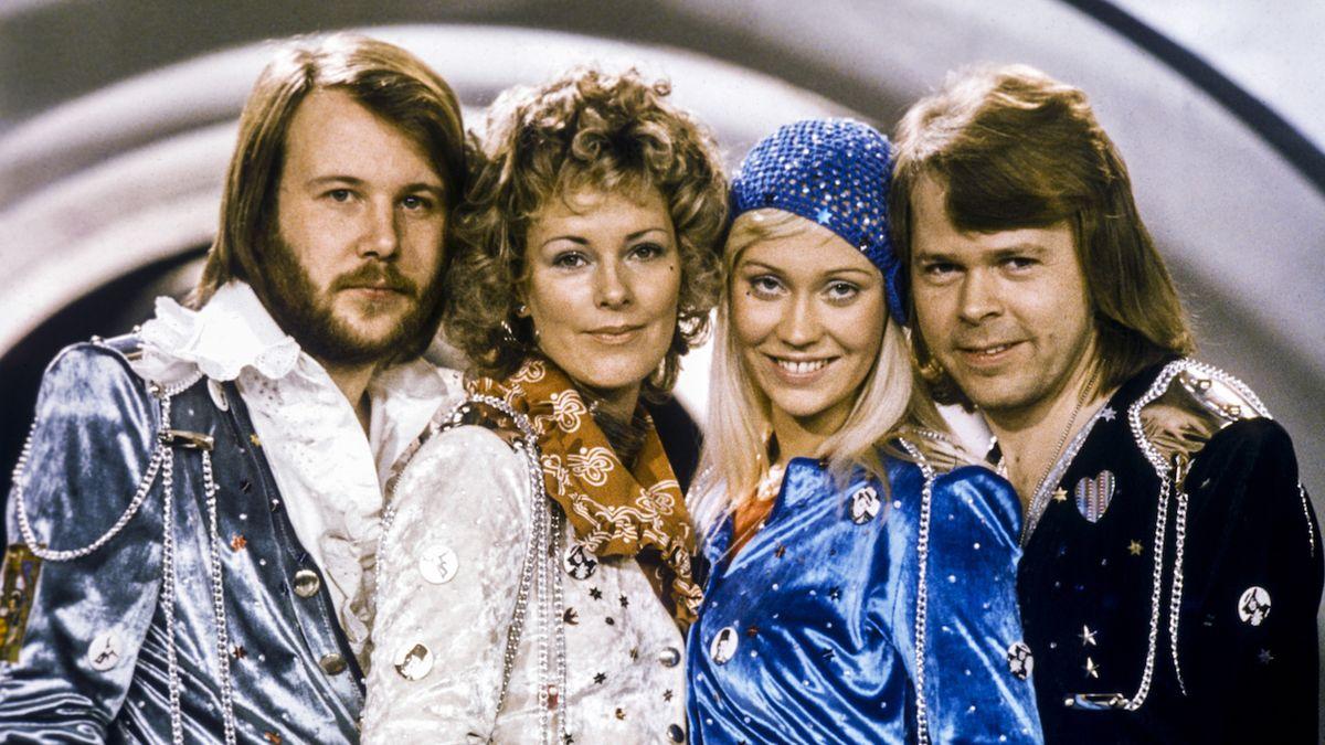 Pokus o koncert skupiny ABBA