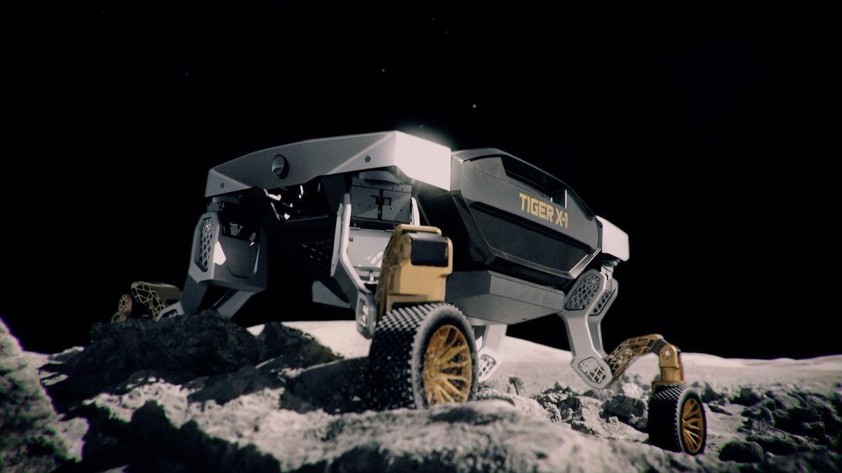 Robot od Hyundai může sloužit v záchranných misích