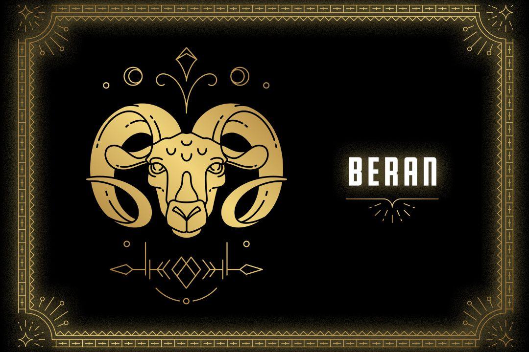 Beran neboli skopec je první astrologické znamení zvěrokruhu.