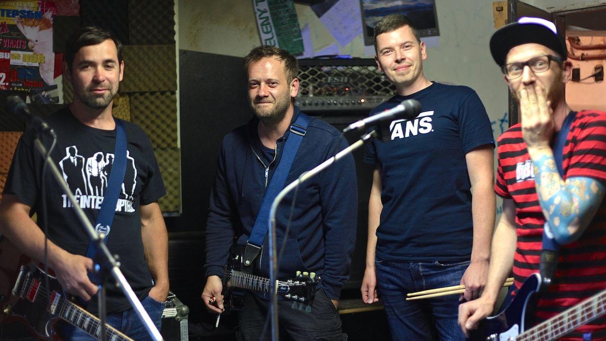 Štěpán Červenka z kapely Sex Deviants: Jsme prostě z Bubudorfu