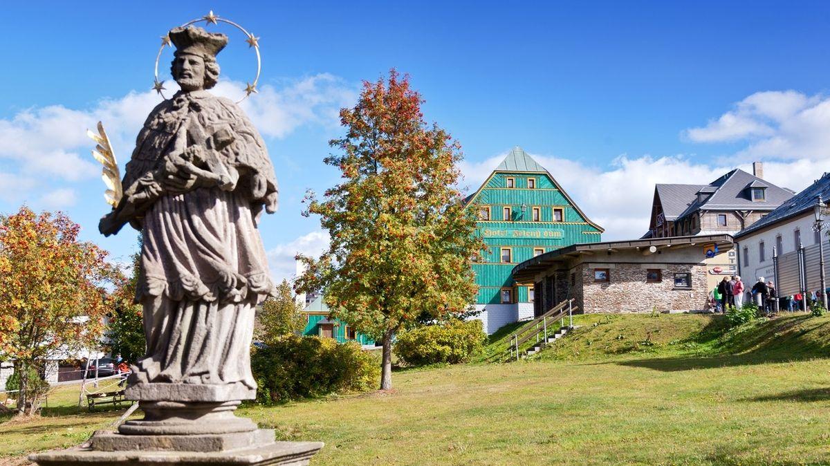 Aplikace Živé hory ukáže turistům krajinu i historii Krušnohoří