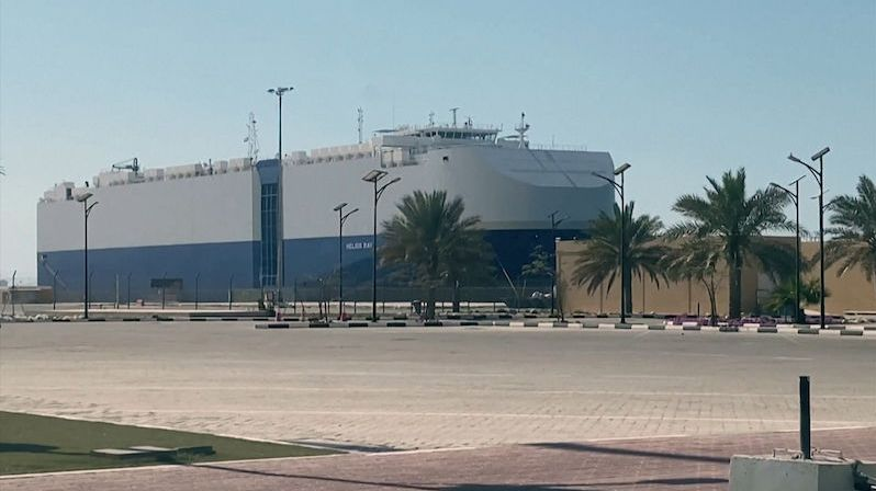 Na izraelskou nákladní loď útočil Írán, řekl Netanjahu